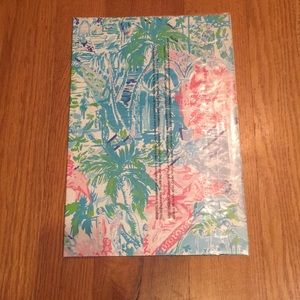 Bohemian Queen gift wrap set Lilly pulitzer gwp